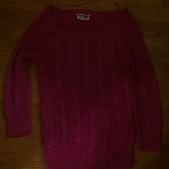 Selena Gomez Sweaters - A Dream Out Loud by Selena Gomez purple sweater